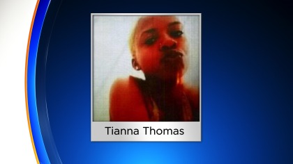 suspect Tianna Thomas Woman Killed, Sister Wounded In Double Stabbing