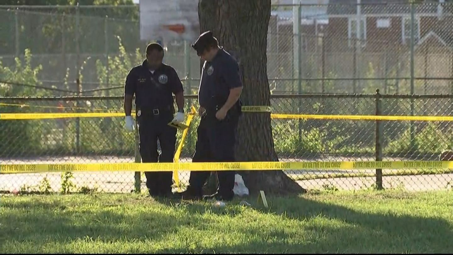 Man Fatally Stabbed During Pickup Soccer Game At Park In Front Of