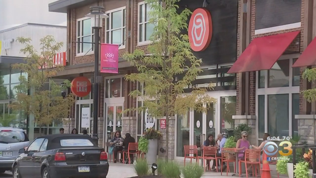 CBS3 SummerFest: King Of Prussia's Bustling Town Center Is A 'Hometown Redefined'