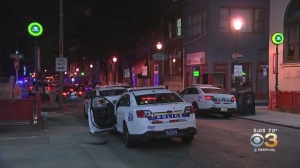 At Least 1 Person Taken Into Custody Following Report Of Robbery In Center City