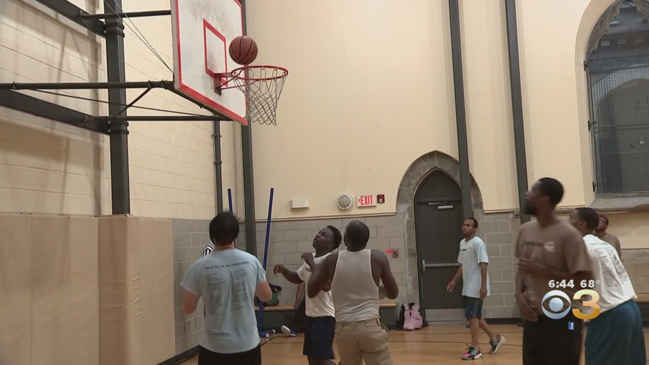 'Hoops 4 Hope': A Philadelphia Basketball League For Homeless Men That's Impacting Lives One Dribble At A Time