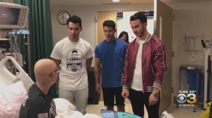 Jonas Brothers Surprise Pennsylvania Fan Who Missed Hershey Concert Due To Chemotherapy