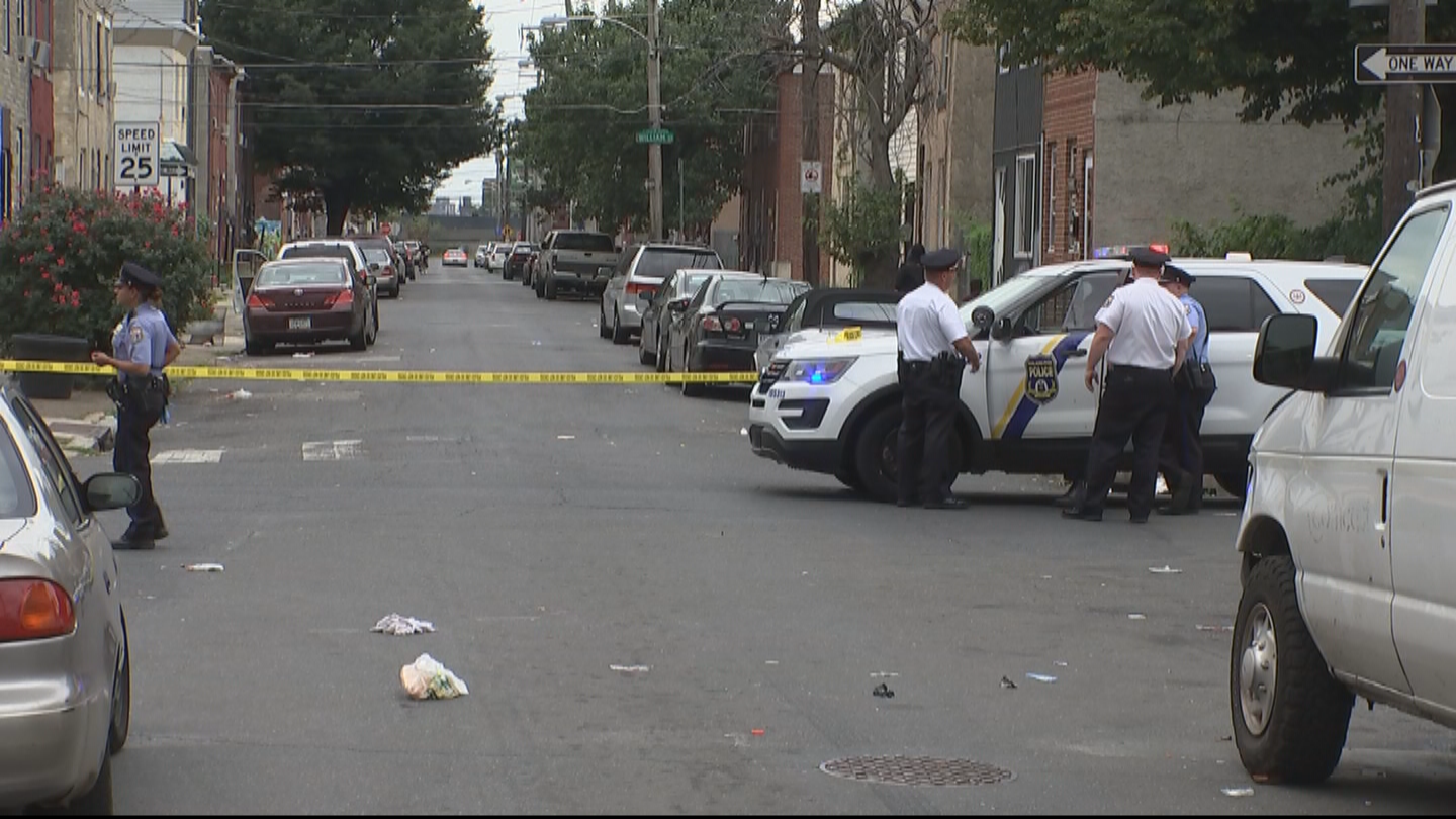 Man Fighting For His Life After Being Shot 5 Times In