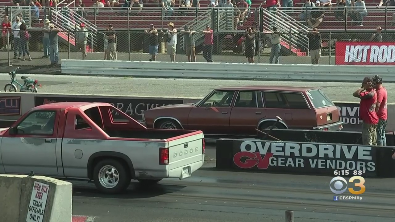 Racers From Across World Showing Off Hot Rods In South Jersey