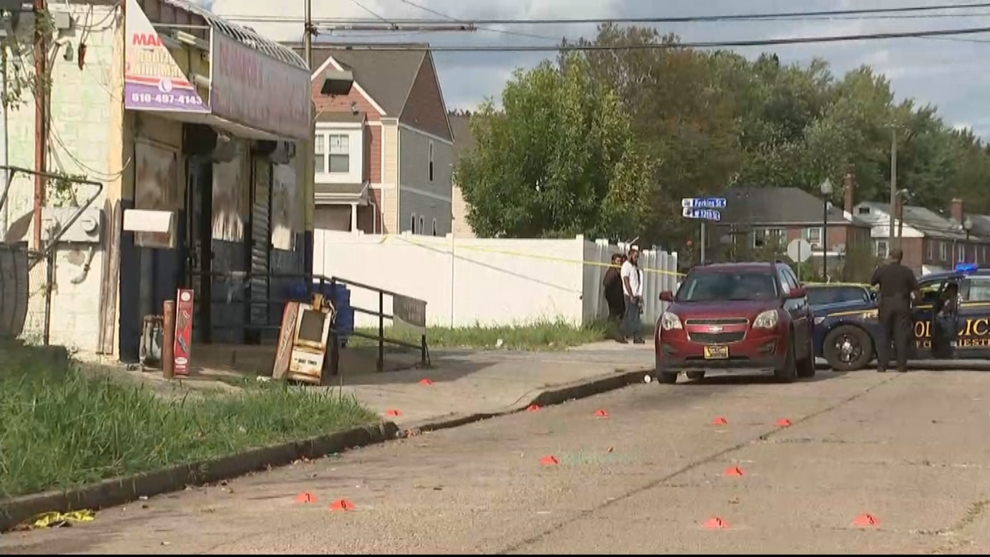 14-Year-Old Boy Shot In Head Outside Store In Chester, Police Say