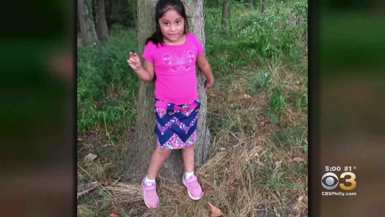 Police Believe Missing 5-Year-Old Dulce Maria Alavez Lured Away From Bridgeton Playground By Man