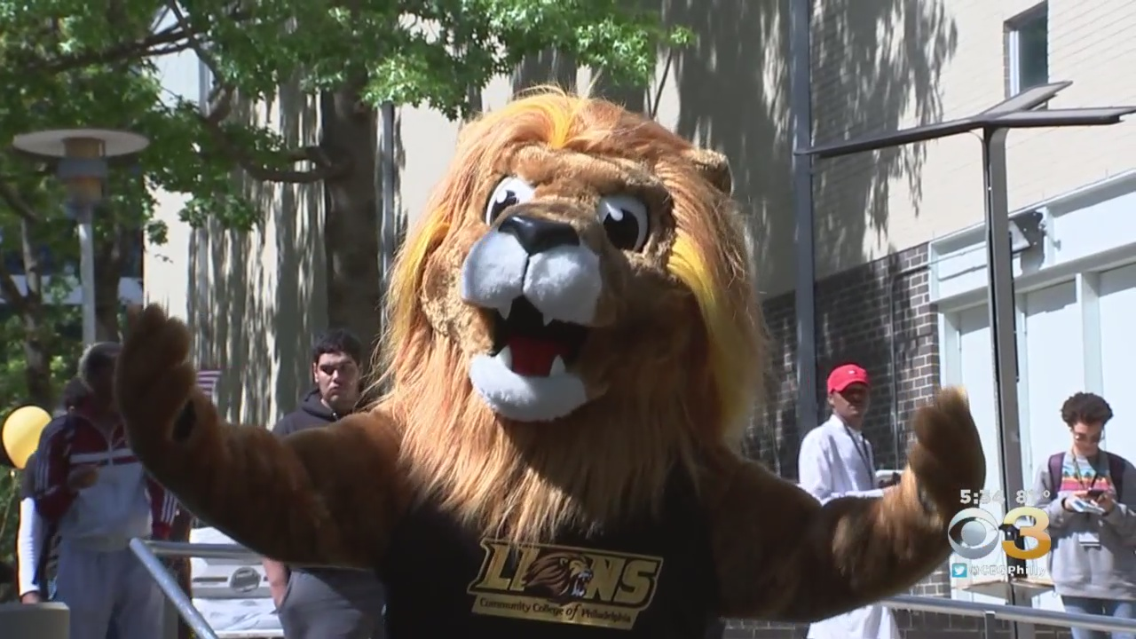 Community College Of Philadelphia Introduces New Mascot To Replace Former One Some Found Offensive