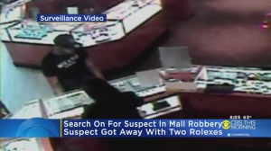 Police: Suspect Snatches 2 Rolex Watches From Zales At Philadelphia Mills