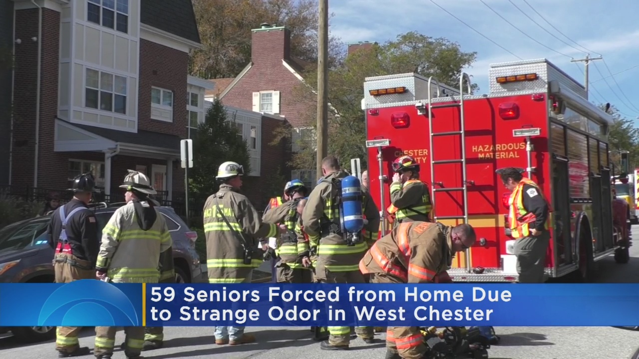 59 Seniors Forced From West Chester Home Due To Strange Odor