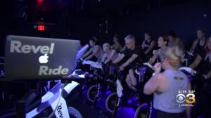 Revel Ride In Center City Hosts 1st Annual 'Cycle Nation' Event