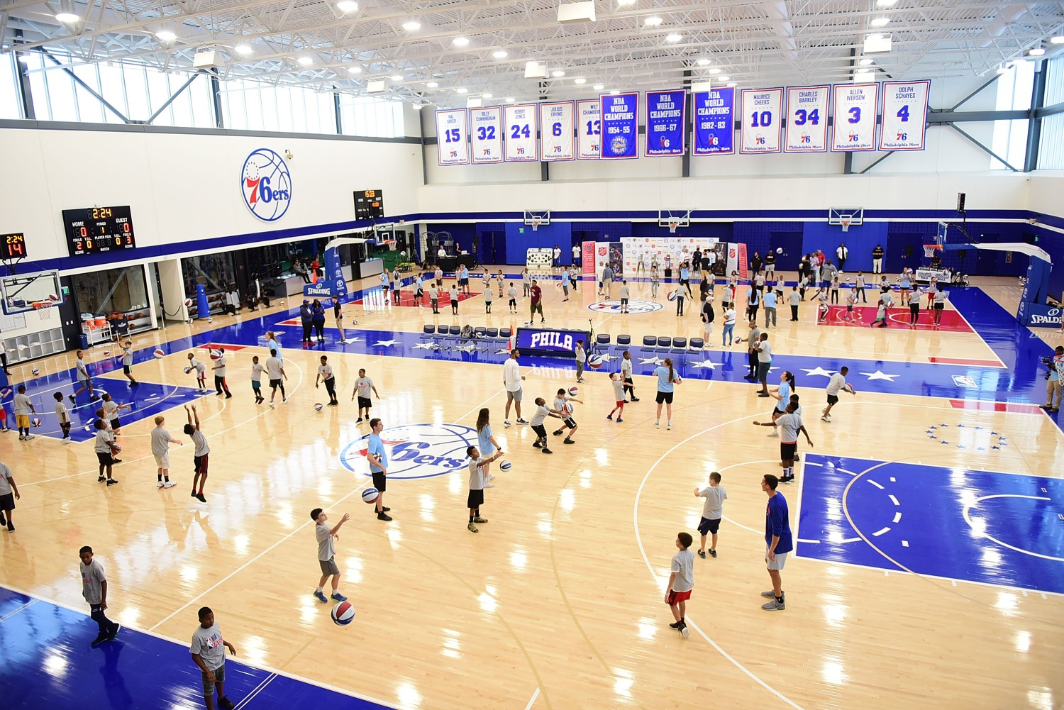 New Jersey Task Force: Public 'Essentially Paid' For 76ers' State Fee For Camden Practice Facility