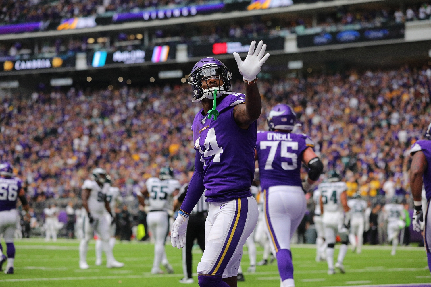 Eagles's Defense Picked Apart By Kirk Cousins In 38-20 Loss To Vikings