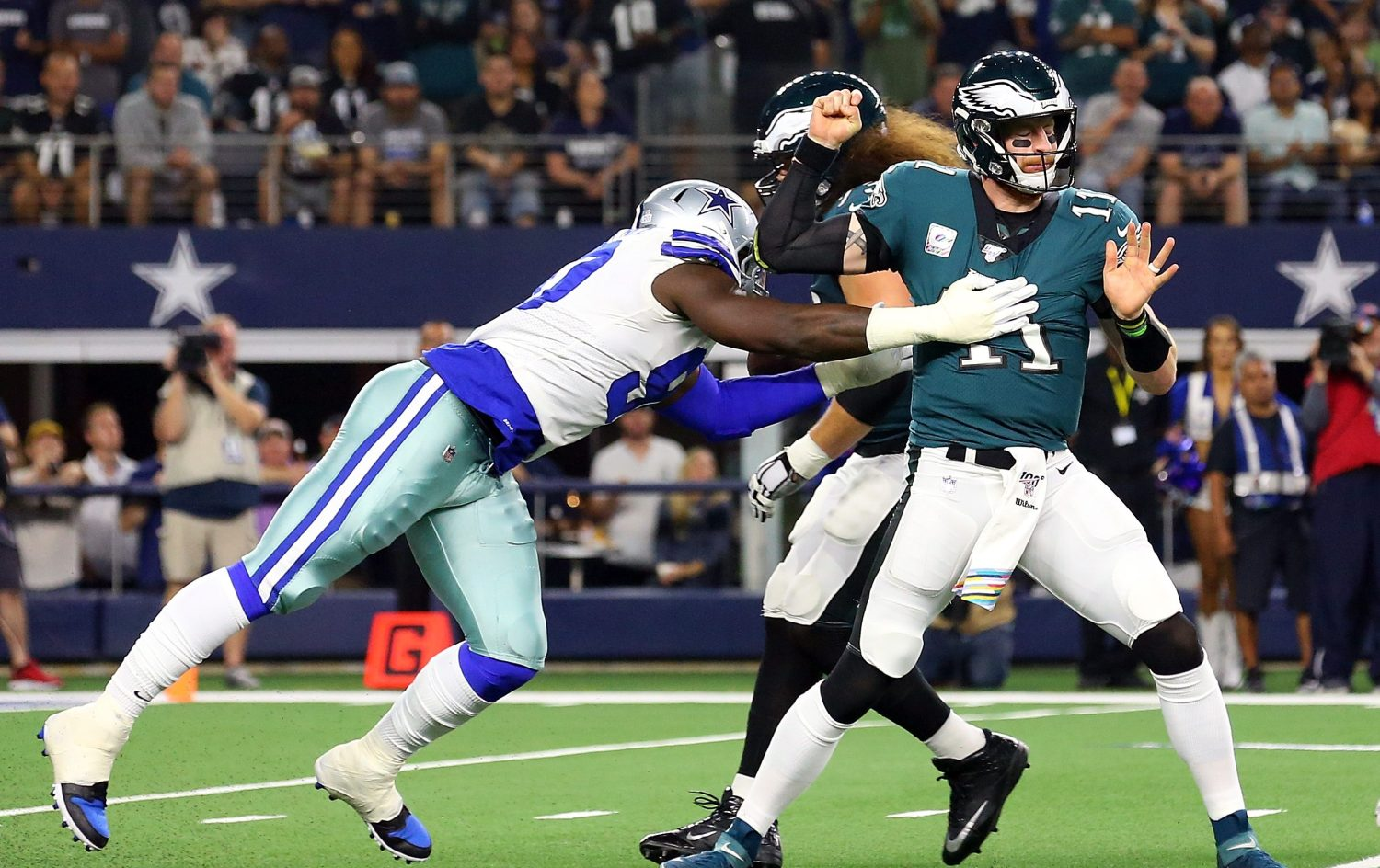 Eagles Hit New Low With Disastrous Loss In Dallas