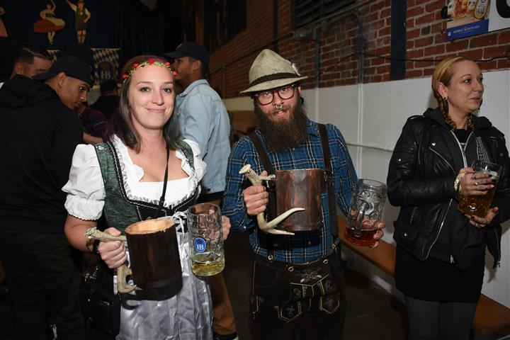 OktoberFest Philly Weekend 2019 At The 23rd Street Armory