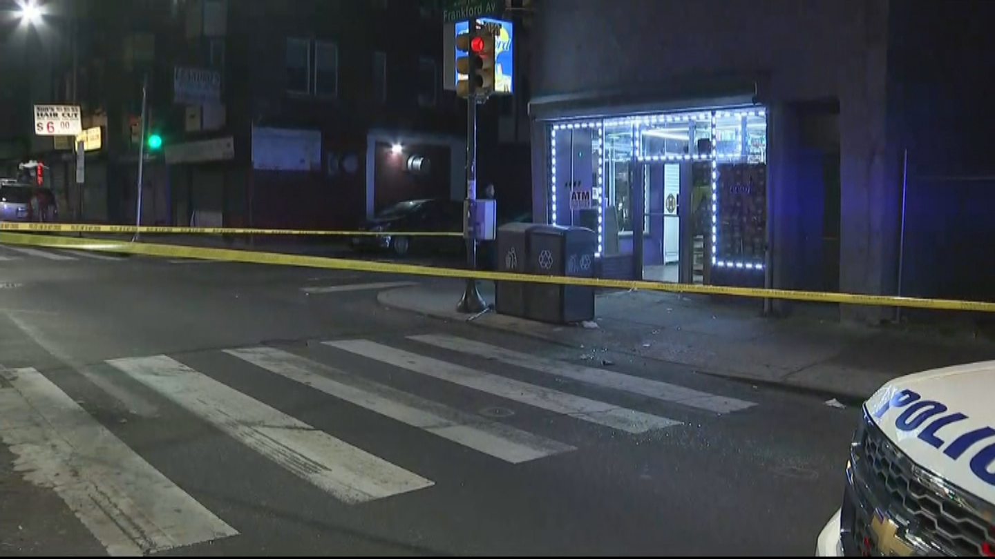 Police: Man, Woman Shot While Sitting In Car In Frankford, Drive Themselves To Hospital