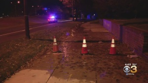 Massive Water Main Break Shuts Down Portion Of Roosevelt Boulevard