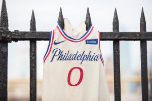 Philadelphia 76ers City Edition Jerseys