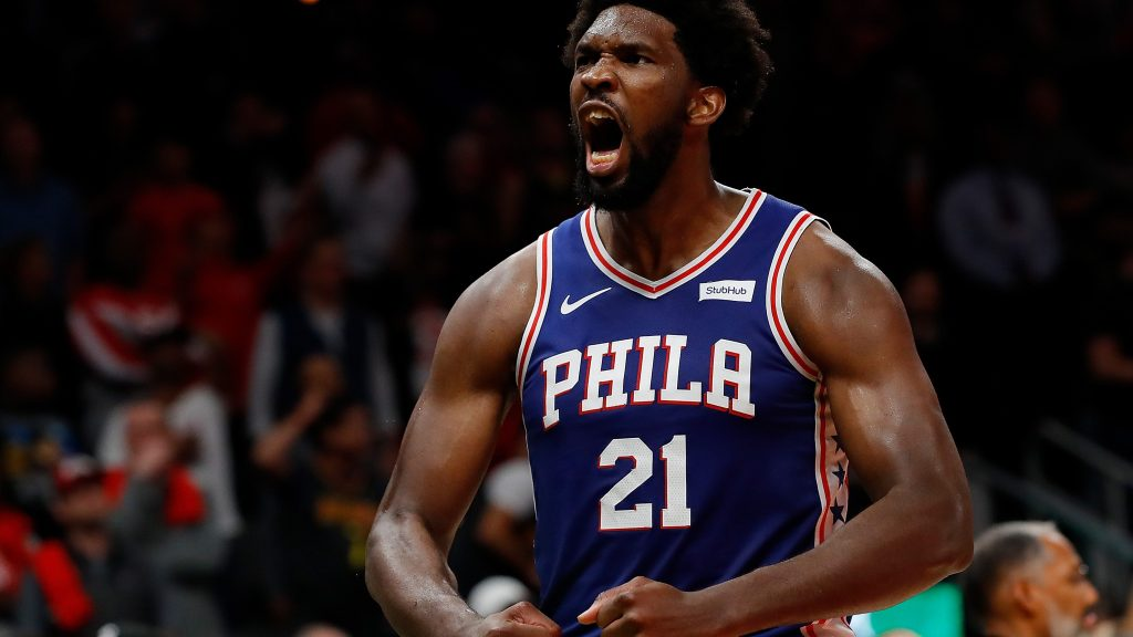 Sixers' Joel Embiid Earns All-NBA Second Team Honors