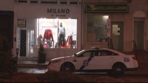 Police Investigating Armed Robbery At Milano Clothing Store In Spring Garden