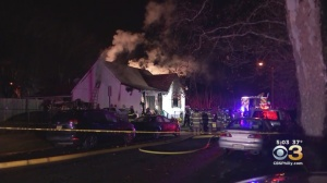 Man Killed, Daughter Injured In Burlington County House Fire