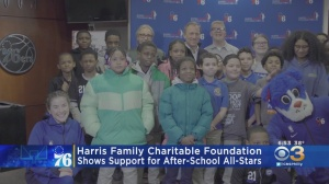 Harris Family Charitable Foundation Shows Support For After-School All-Stars