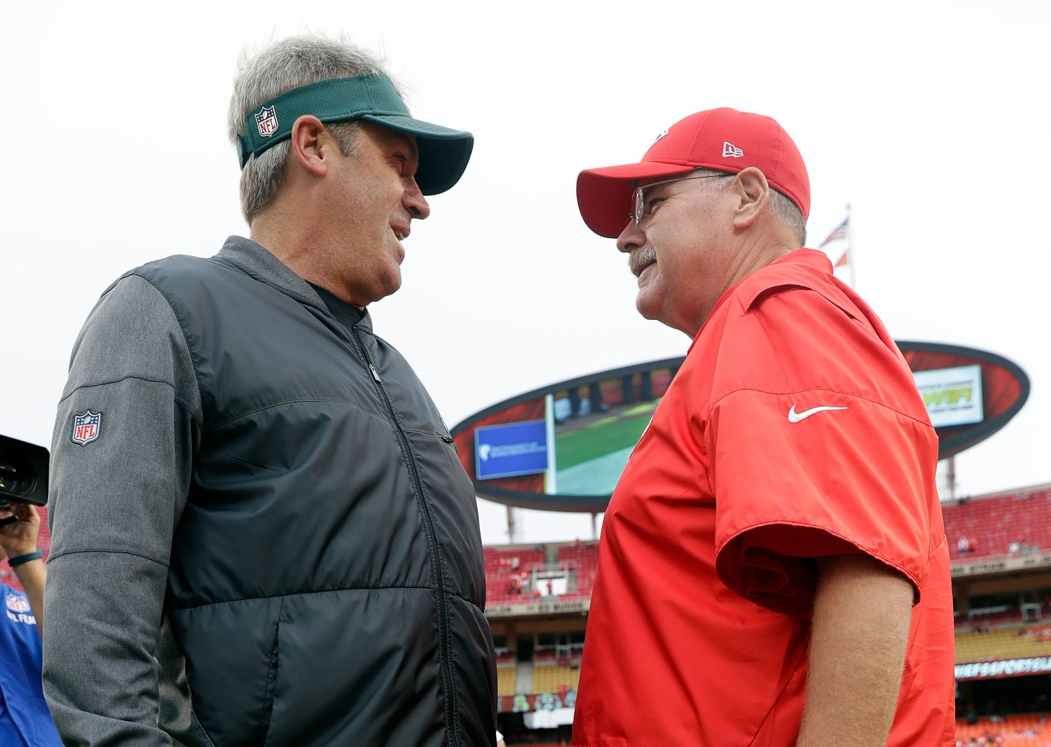 'Big Reason I'm A Head Football Coach': Eagles' Doug Pederson Pulling Hard For Andy Reid To Finally Win Elusive Super Bowl