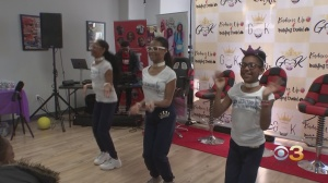 3 Cheers: Girl Hip-Hop Group Fights Bullying