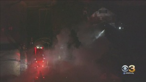 Reports Of Several People Injured Following House Fire In Fox Chase