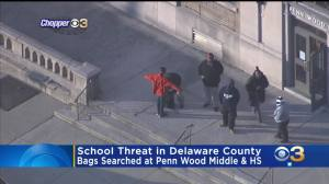 Students Screened, Bags Checked At Penn Wood High School, Middle School Following Online Shooting Threats