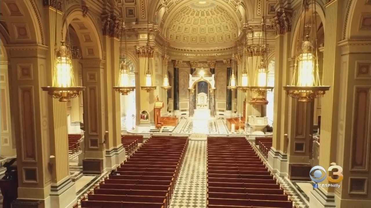 Final Preparations Underway For Tuesday's Mass Of Installation For Next Archbishop Of Philadelphia Nelson Perez