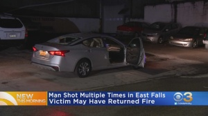 More Than Two Dozen Bullets Fired In Shooting That Seriously Injured Man In East Falls