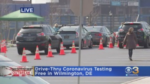 ChristianaCare Offering Free Drive-Thru COVID-19 Testing In Wilmington