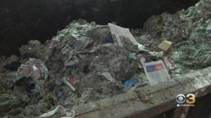 Disposable Wipes, Gloves, Masks Causing Problems For Local Water Utilities