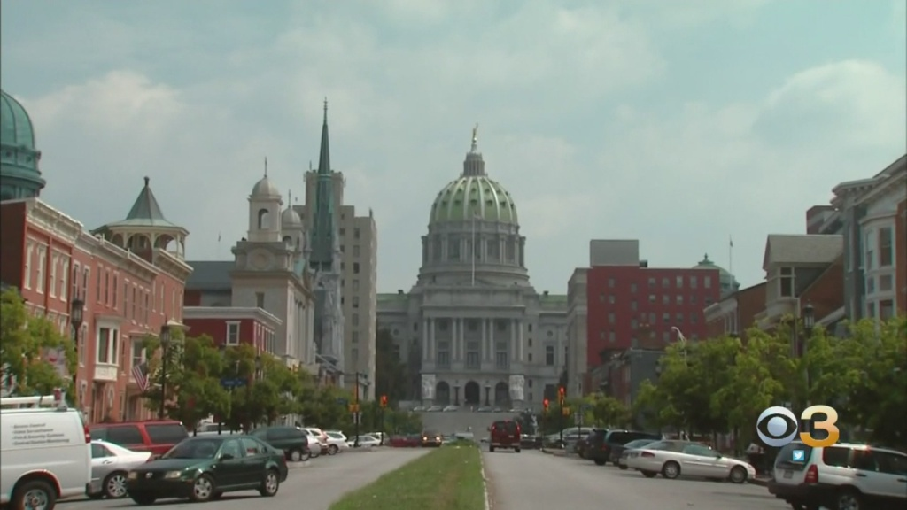 Coronavirus Pennsylvania: Demonstrators Heading To Harrisburg To Protest State's Stay-At-Home Order