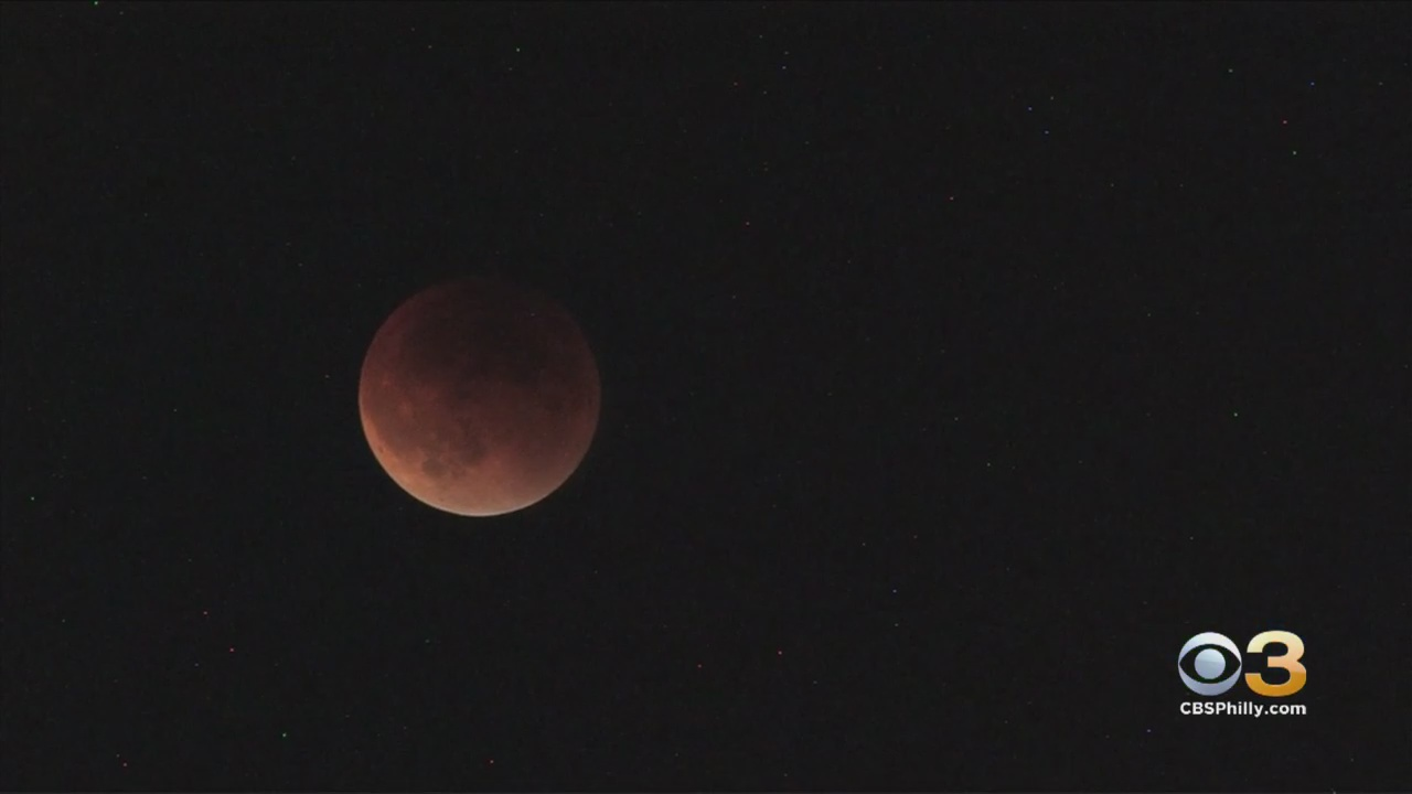 Here's How To Watch The Super Pink Moon Tonight