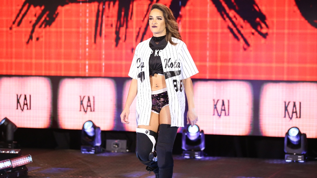'Everything's Just Turned Upside Down, And I Don't Like It,' Says Dakota Kai, WWE NXT Superstar