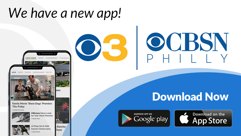 Download The New And Improved Cbs Philly App Cbs Philly