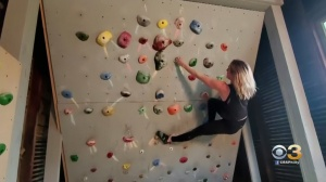 Avid Rock Climbers Taking Quarantine To New Heights By Building At-Home Climbing Walls