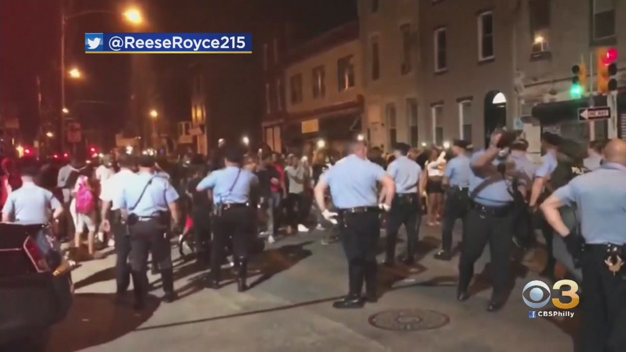 'It Will Be Their Fault': Mayor Kenney Warns Large Gatherings Could Keep Philadelphia In Prolonged Shutdown