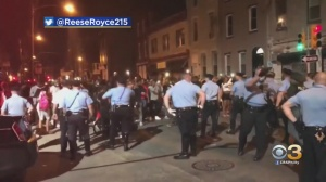 Philadelphia Police Bust Wild Memorial Day Party Of Up To 250 People In Vacant Brewerytown Lot