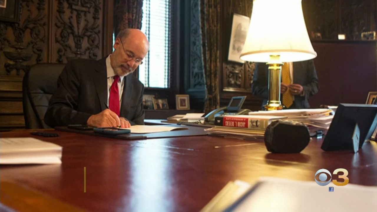 Pennsylvania Voters To Get Final Say On Limiting Governor Disaster Powers