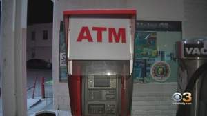Attempt To Blow Up Gas Station ATM In South Philadelphia Fails