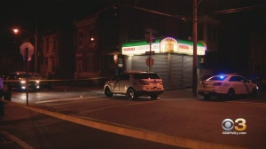 Police: Gun Battle In North Philadelphia Ends With 1 Dead, 1 Critically Injured