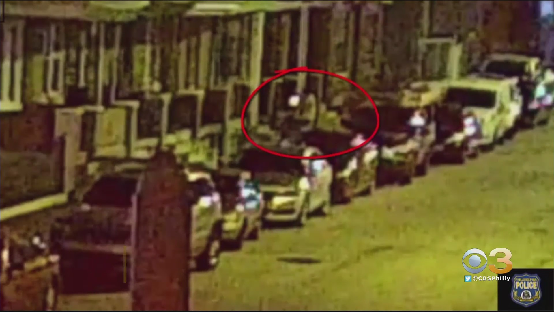 Philadelphia Police Release Video Of Person Setting Fire To Occupied Home In Nicetown-Tioga