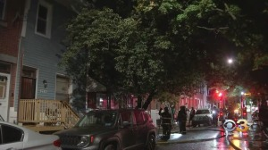 Fire Badly Damage Home In North Philadelphia