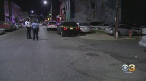 Man Seriously Injured After Shot In Chest Overnight In Kensington