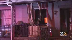 Mother, Teen Son Dead After Flames Tear Through South Philadelphia Home
