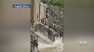 M. Night Shyamalan's TV Show 'Servant' Brings Snow To Center City In October