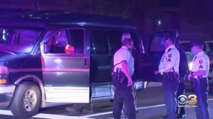 Propane Tanks, Torches Found In Abandoned Van On Ben Franklin Parkway