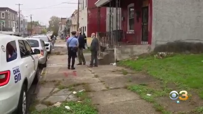 Philadelphia Reaches 400th Murder Of Year After Man Shot In Head In West Philly